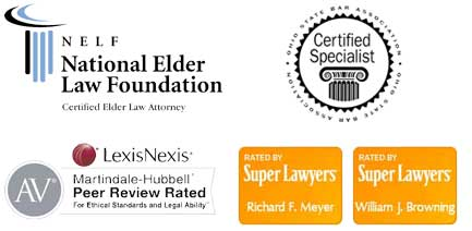 Ohio Elder law Certifications